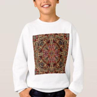 Amalia Kaleidoscope Design Sweatshirt