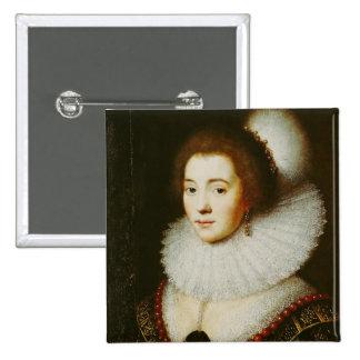 Amalia van Solms 15 Cm Square Badge