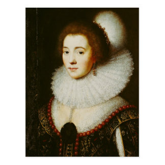 Amalia van Solms Postcard