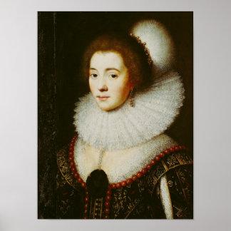 Amalia van Solms Poster