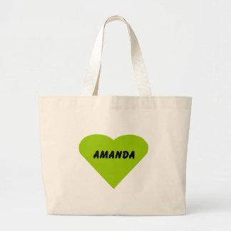 Amanda Canvas Bags