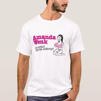 Amanda Wenk (light) T-Shirt
