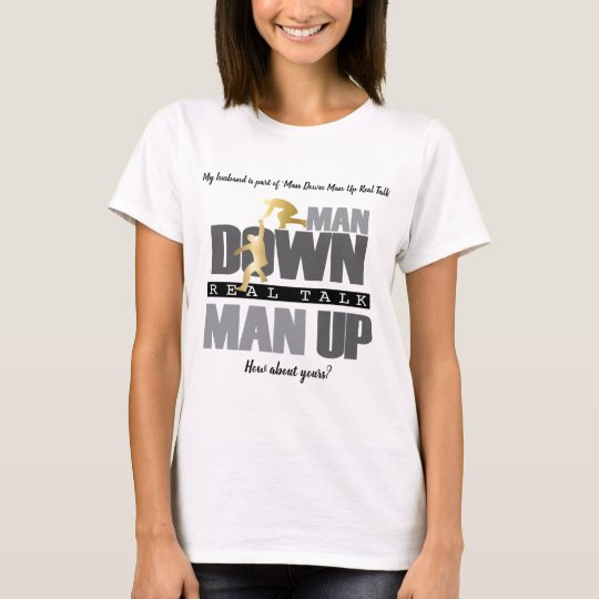 aManDownManUp_logo-01..new2 T-Shirt