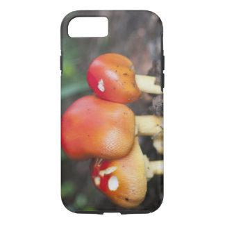 Amanita family mushroom iPhone 8/7 case