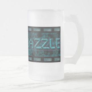 AmaraDazzle Logo Beer Mug