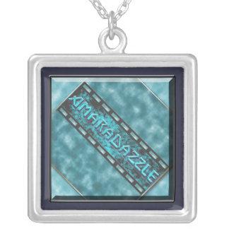 AmaraDazzle Logo Necklace