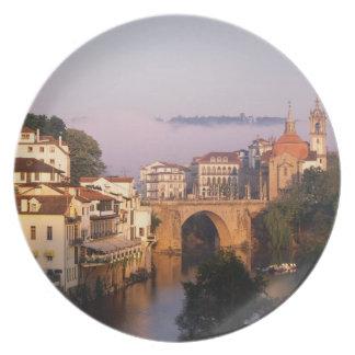 Amarante, Portugal Plate