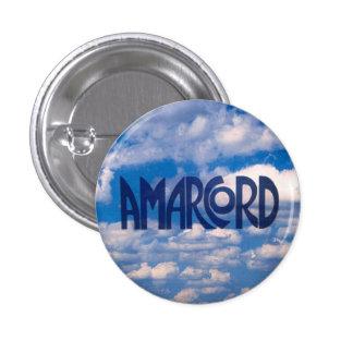 Amarcord 3 Cm Round Badge