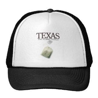 Amarillo Texas Tea Party Trucker Hats