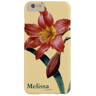 Amaryllis Barely There iPhone 6 Plus Case