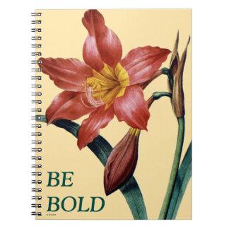 Amaryllis Notebook