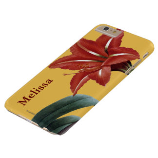 Amaryllis Striped Barely There iPhone 6 Plus Case