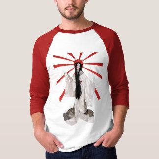 """""""Amaterasu"""" t-shirt by Cyril Helnwein"""