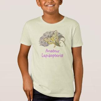 Amateur Lepidopterist Luna Moth T-Shirt