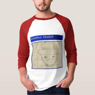 Amateur Leprechaun Sketch T-Shirt