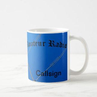 Amateur Radio and Call Sign Coffee Mugs