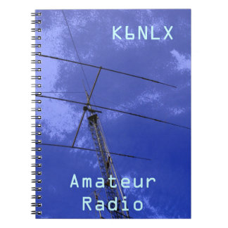 Amateur Radio Call Sign Notebooks