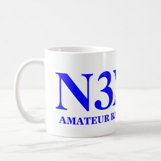 Amature Radio Operator Coffee Mug