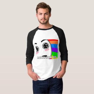 Amazed Mormon Happy Hour baseball T T-Shirt