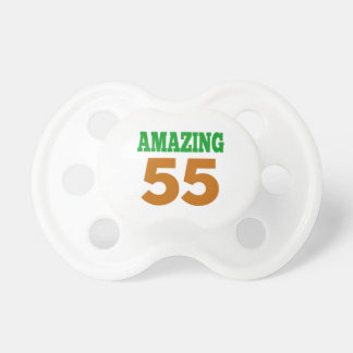 Amazing 55 pacifiers