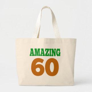 Amazing 60 tote bag