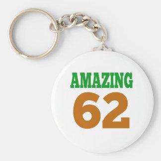 Amazing 62 keychains
