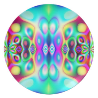 Amazing Abstract Colors Plate