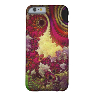 amazing Abstract fractal geometry Barely There iPhone 6 Case