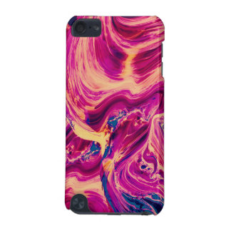 Amazing Abstract Oil Painting iPod Touch 5G Covers