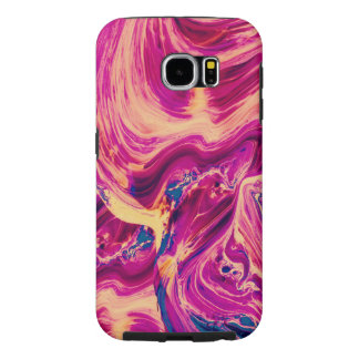 Amazing Abstract Oil Painting Samsung Galaxy S6 Cases