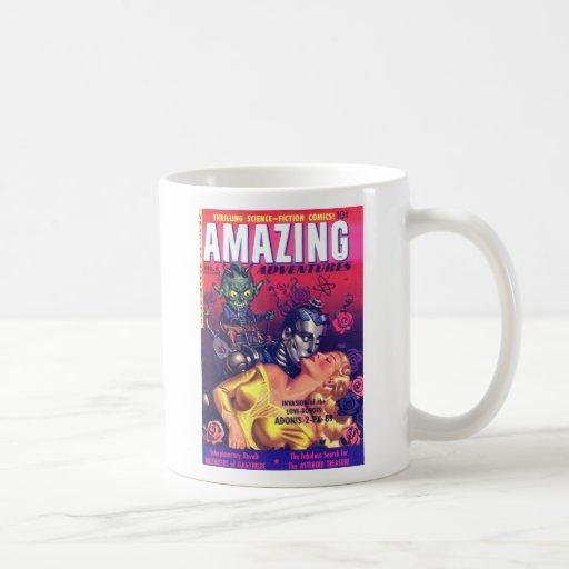 Amazing Adventures Coffee Mug