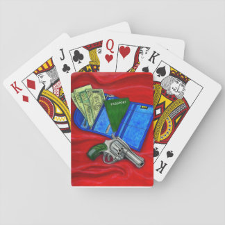 Amazing Adventures Playing Cards SET #1