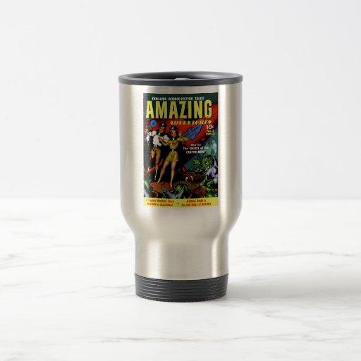 Amazing Adventures - The Secret of the Crater-Men Mugs