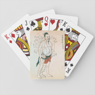 """""""Amazing Ancient Acupuncture"""" Playing Cards"""