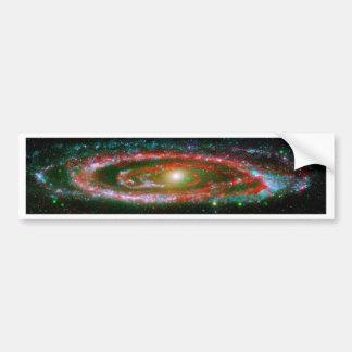 Amazing Andromeda Galaxy Bumper Stickers