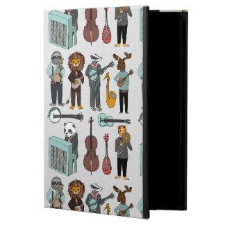 Amazing Animal Alphabet Band - Boy / Andrea Lauren Cover For iPad Air