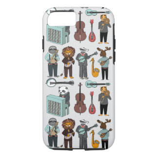 Amazing Animal Alphabet Band - Boy / Andrea Lauren iPhone 7 Case