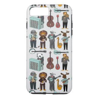 Amazing Animal Alphabet Band - Boy / Andrea Lauren iPhone 7 Plus Case