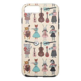 Amazing Animal Alphabet Band - Girl /Andrea Lauren iPhone 7 Plus Case