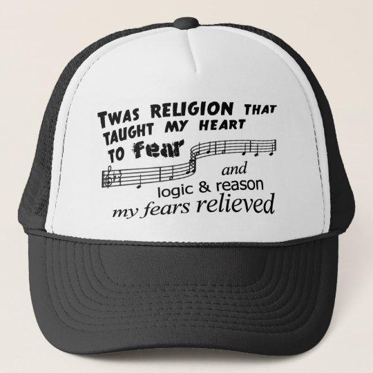 Amazing Atheism Cap