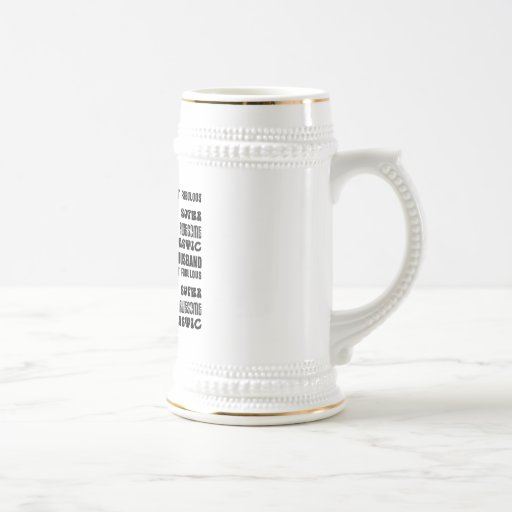 Amazing Awesome Excellent Fabulous... Husband Coffee Mug