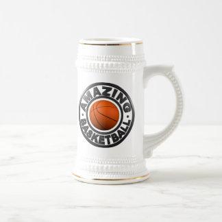 Amazing Basketball Beer Stein