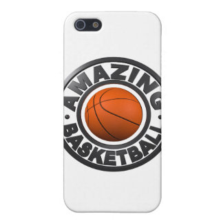 Amazing Basketball iPhone 5 Cover