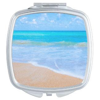 Amazing Beach Tropical Scene Photo Mirrors For Makeup