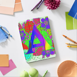 Amazing Beautiful Colorful lightweight A Design iPad Pro Cover