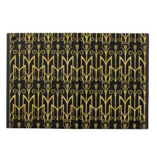 Amazing Black-Gold Art Deco Design iPad Air Covers