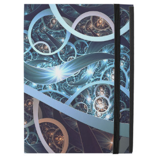 "Amazing Blue Fractal Art iPad Pro 12.9"" Case"
