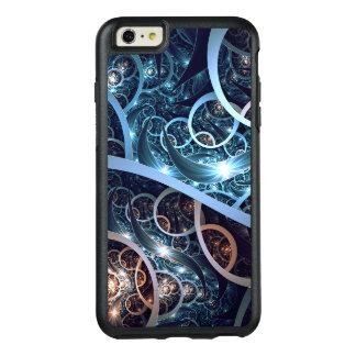 Amazing Blue Fractal Art OtterBox iPhone 6/6s Plus Case