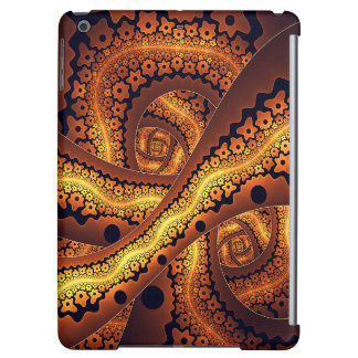 Amazing Brown Abstract Fractal Art