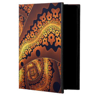 Amazing Brown Abstract Fractal Art Powis iPad Air 2 Case